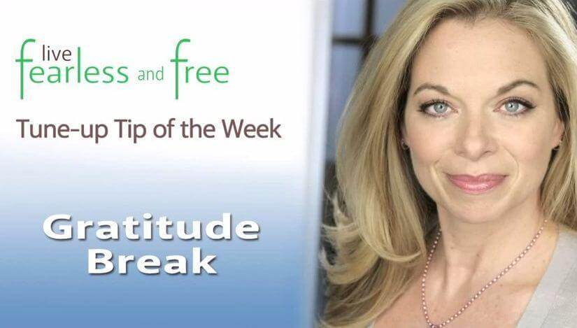 A Gratitude Break with Terri Cole