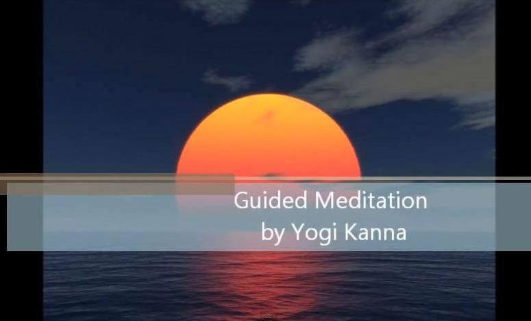 Meditation & Deep Relaxation: Yogi Kanna